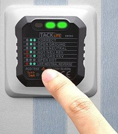 Tacklife-EST01-advanced-GFCI-outlet-Tester