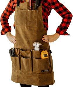 Angry-Beaver-Utility-Cross-Back-Adjustable-tool-apron