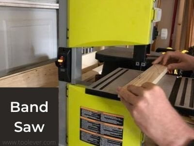 band saw power saw