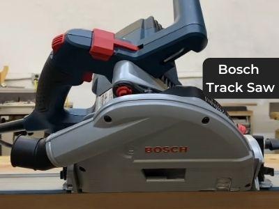 Bosch GKT13-22L plunge saw