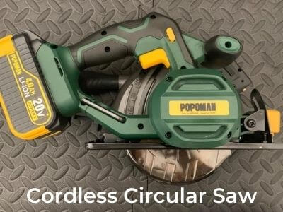 electric saw types - electric ccircular saw