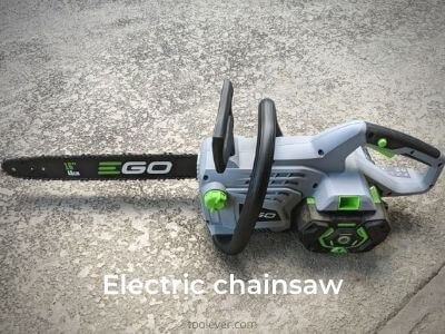 electric saw types - electric chain saw