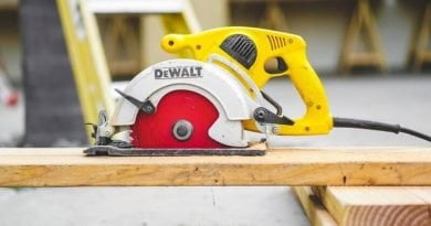 commonly used electric saws -