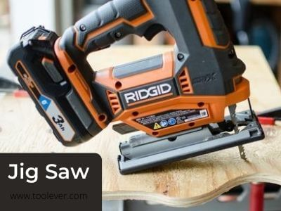 Jig saw power saw