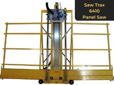 saw trax 1064 vertical plywood saw review
