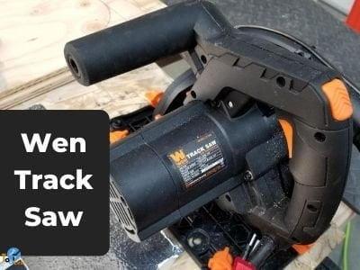 wen ct1065 tracksaw kit