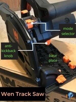 wen plunge cut saw parts
