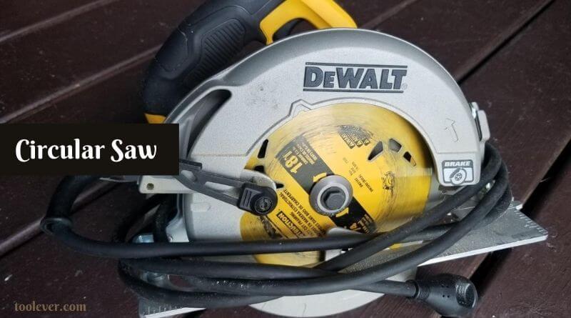 circular saw for cutting plexiglass
